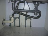 水槽安装图片