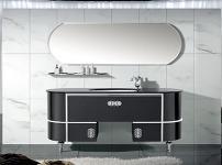 浴室柜安装图片