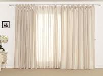 窗帘验收图片
