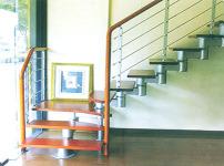 楼梯验收图片
