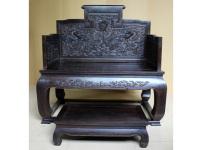 檀木家具的图片