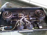 燃气灶安装图片
