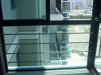 阳台护栏验收图片