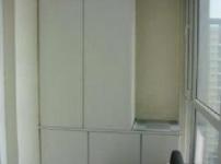 阳台衣柜的图片