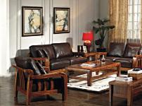 乌金木家具的图片