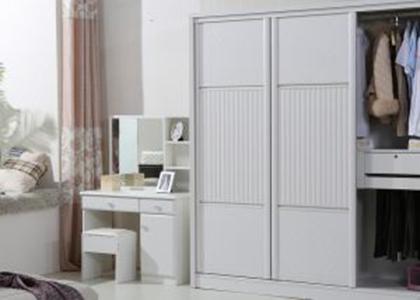 梦幻家园定制衣柜