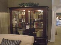 美克美家书柜的图片