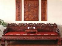 皇林苑红木家具的图片