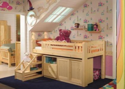 童话森林儿童家具