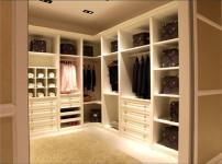 温莎堡整体衣柜图片