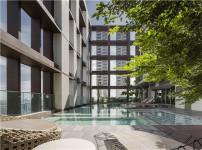 单元式高层住宅图片