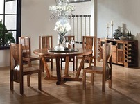 现代美实木家具图片