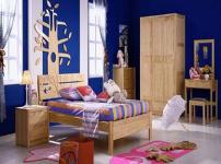 月亮船儿童家具的图片