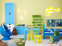 宜家儿童家具的图片