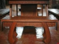 鸡翅木茶桌的相关图片