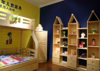 夏令营儿童家具