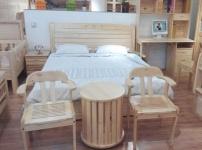 鑫汉邦松木家具的图片