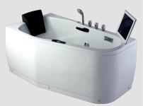 惠达按摩浴缸的图片
