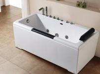 箭牌按摩浴缸的图片