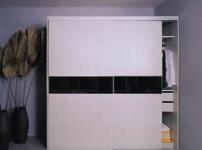 优菲整体衣柜的图片