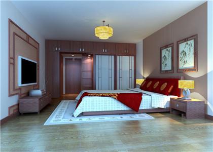 8平方米卧室装修