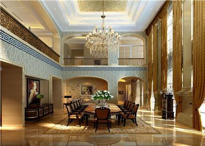 法式风格别墅