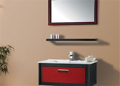 不锈钢浴柜