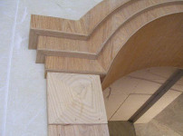 木工施工图片