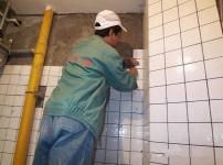 泥瓦工程施工图片