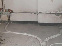 水电改造图片