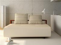 双人沙发床图片