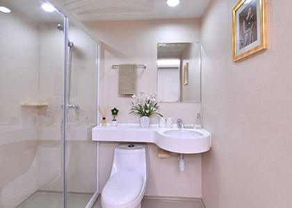 整体卫浴间