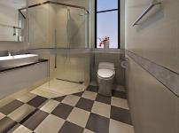 整体卫浴间图片