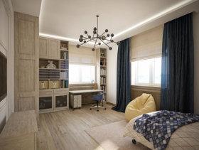 让出一平米墙面 卧室收纳设计不头疼