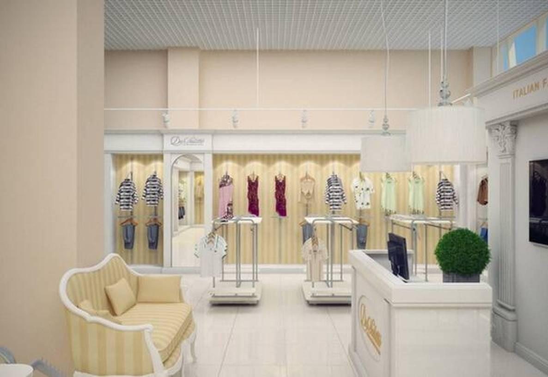 简约欧式风格童装店面装修效果图-简约欧式风格办公沙发图片