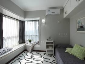 混搭风格小卧室装修图