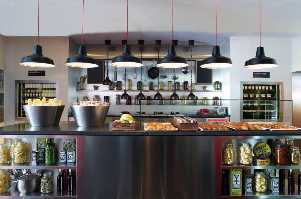 现代简约风格吧台装修效果图-现代简约酒柜图片