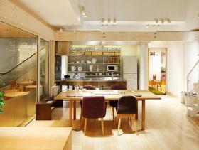 简约风格餐厅家具图片