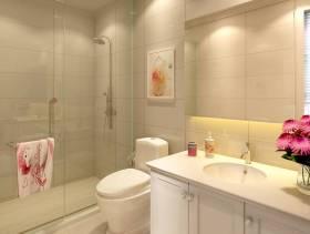 450m²联排别墅混搭风格卫生间装修效果图,混搭风格座便器图片