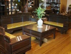 中式古典风格客厅装修图片-中式古典风格古典家具图片