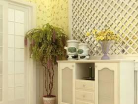 180㎡四居室欧式风格家用储物柜图片
