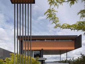 简洁自然的别墅设计