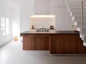 简洁自然的厨房装修设计