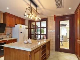 美式风格厨房门图片