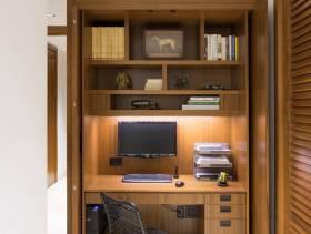 现代风格书房吊顶装修图片-现代风格转椅图片