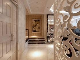 5平米欧式风格客厅过道装修效果图