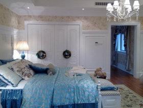 现代风格豪华别墅样板房装修效果图