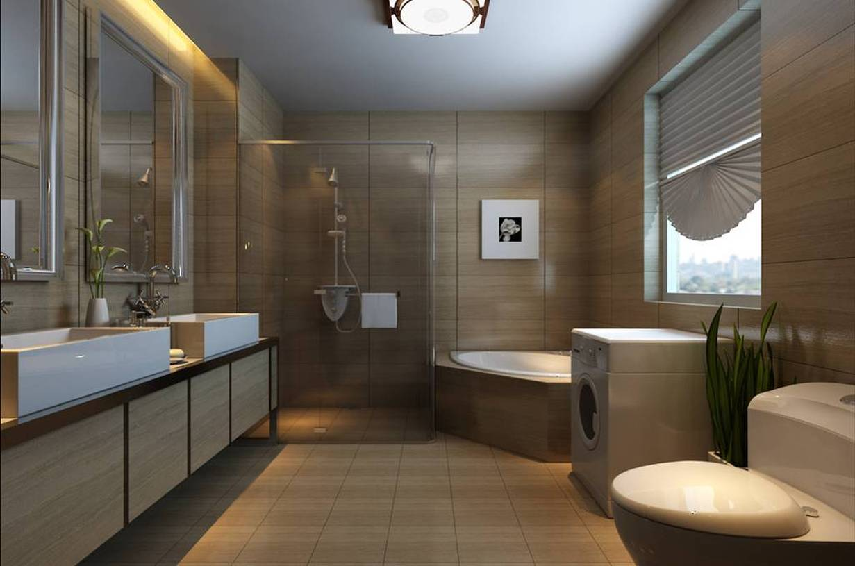 厕所 家居 设计 卫生间 卫生间装修 装修 1231_815