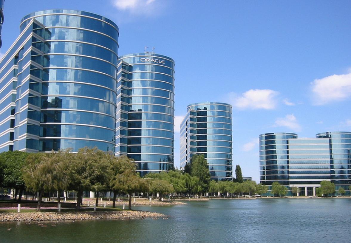 现代风格办公楼外观设计效果图