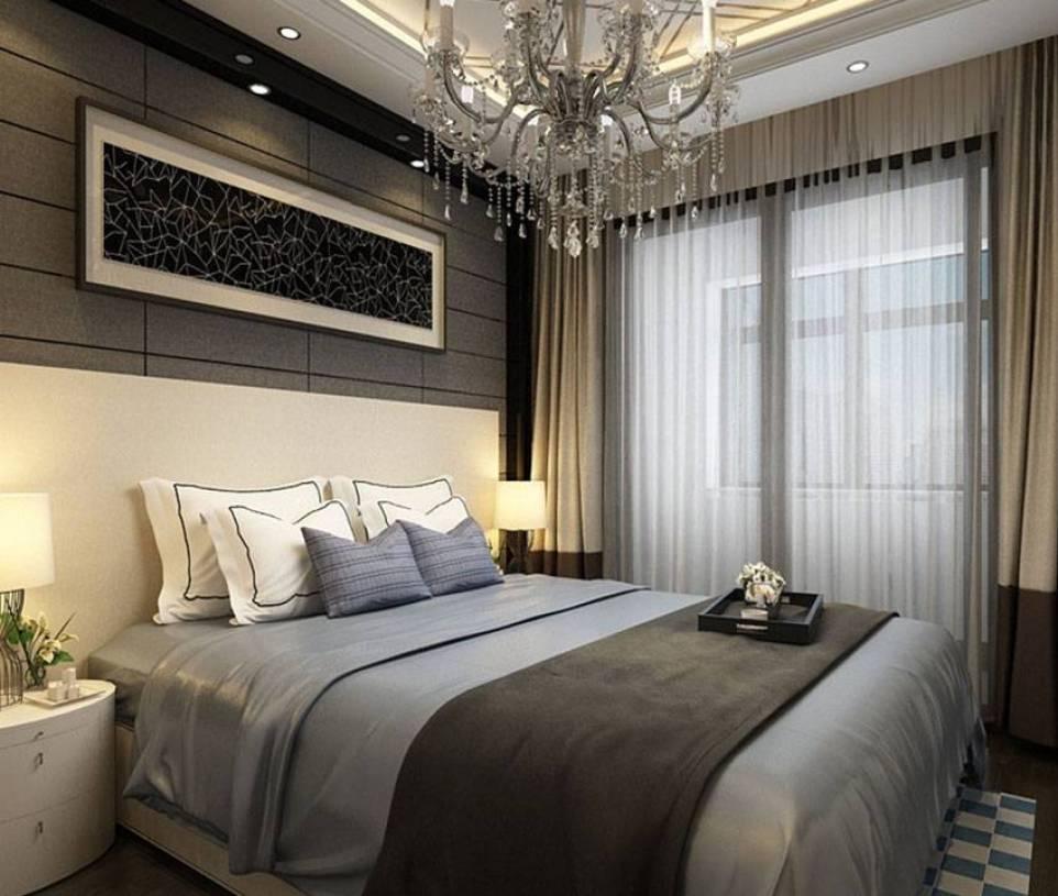 浪漫温馨的卧室装修效果图